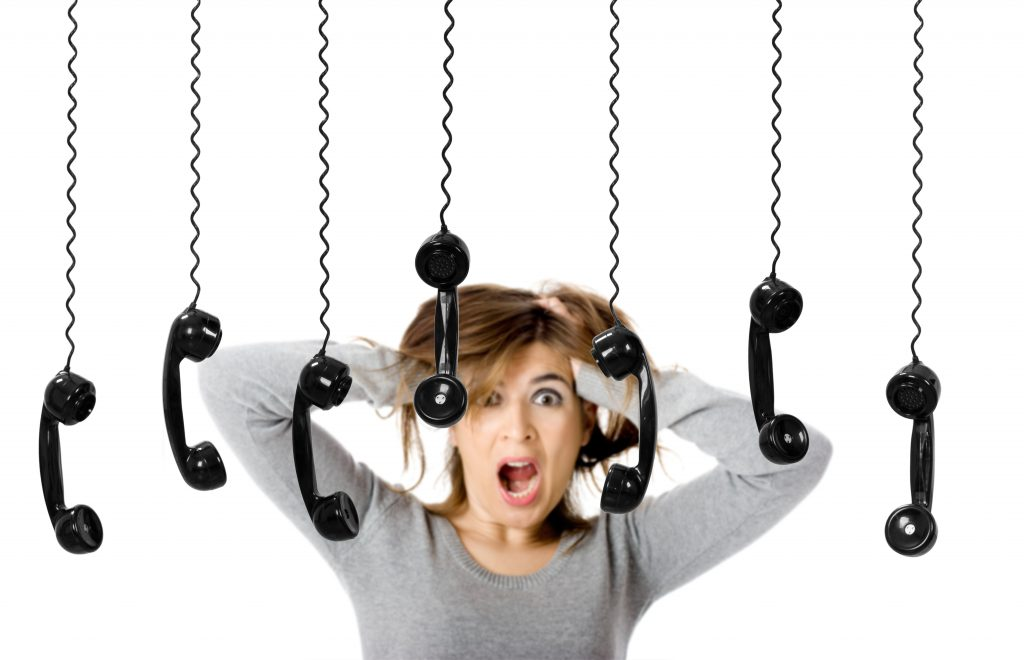 Telefoontraining